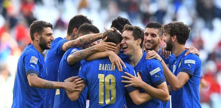 Liga das Nações: Itália derrota Bélgica e termina em 3º lugar