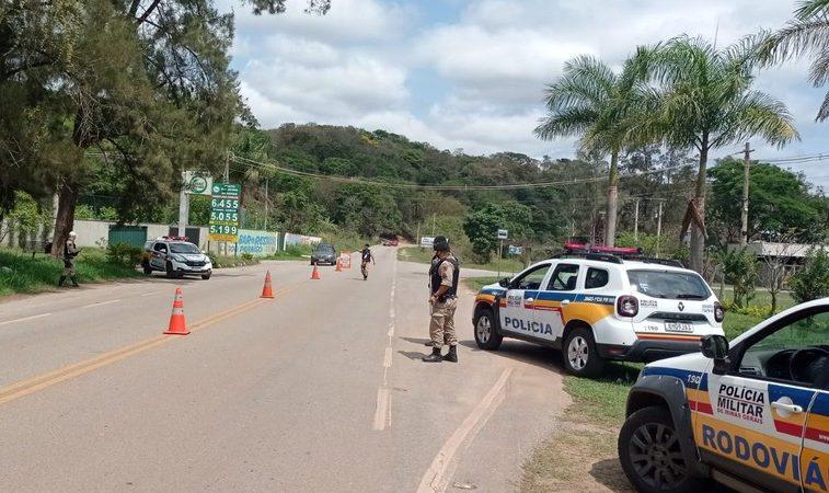 Acidentes nas estradas de Minas deixam 19 mortos durante o feriadão